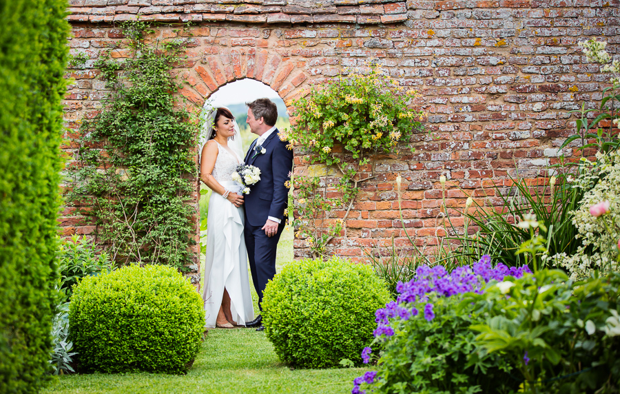 Wedding at Birtsmorton Court