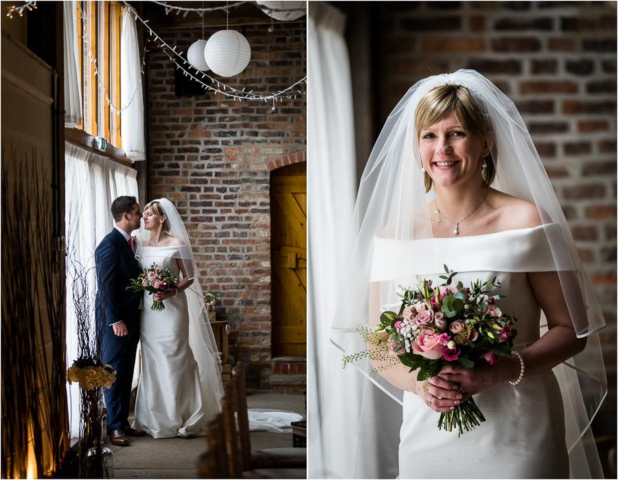 yorkshire wedding photographer - couple portraits