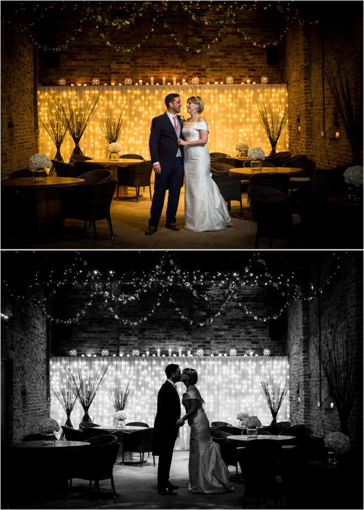yorkshire wedding photographer - wedding at Barnbyfields barns