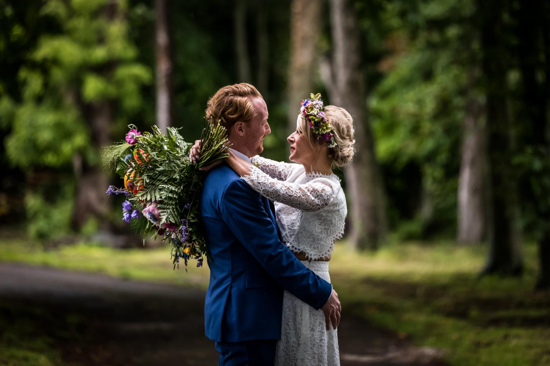 Burley in Wharfedale Wedding | Laura & Darren