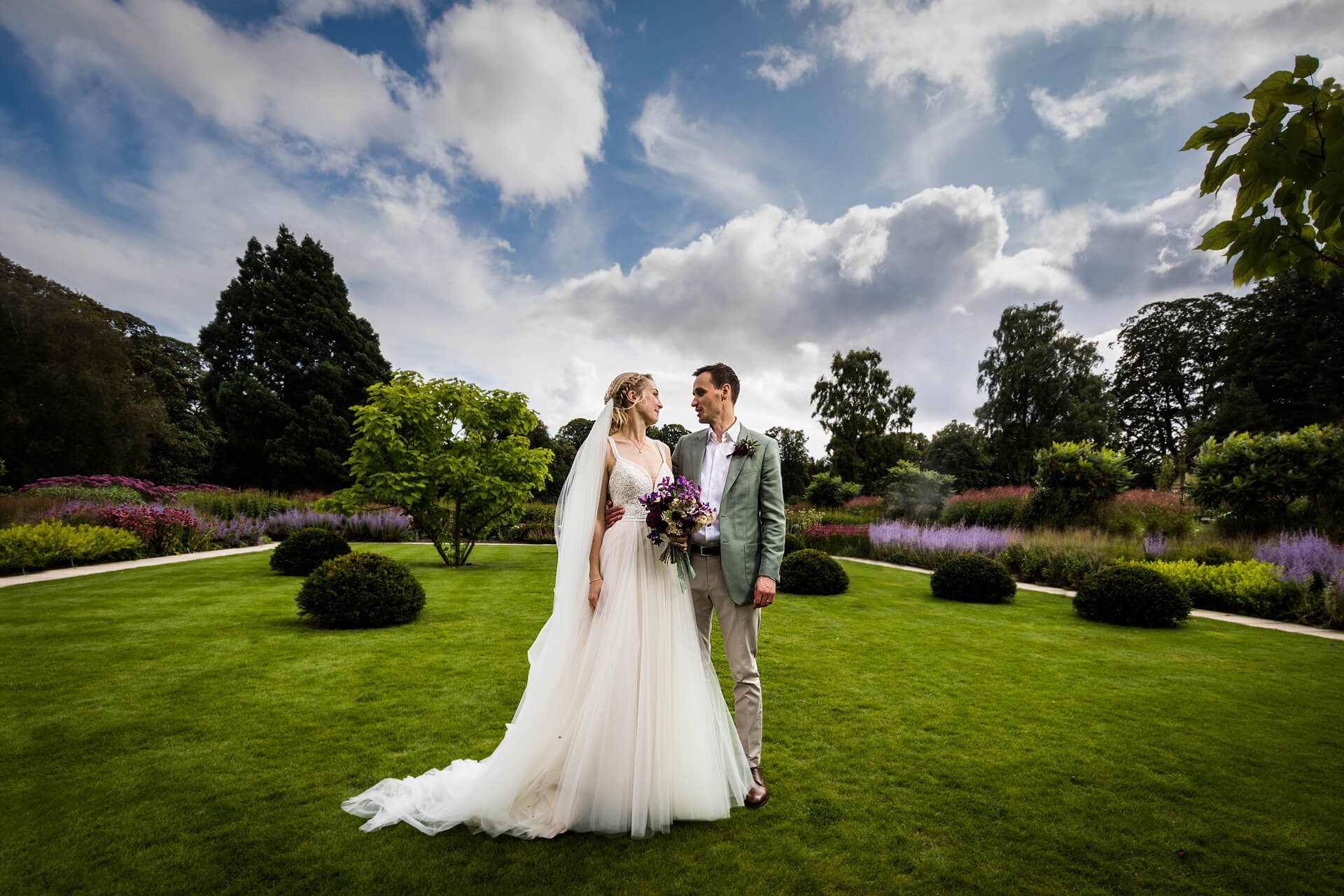 Middleton Lodge Wedding Photography | Becky & Mike