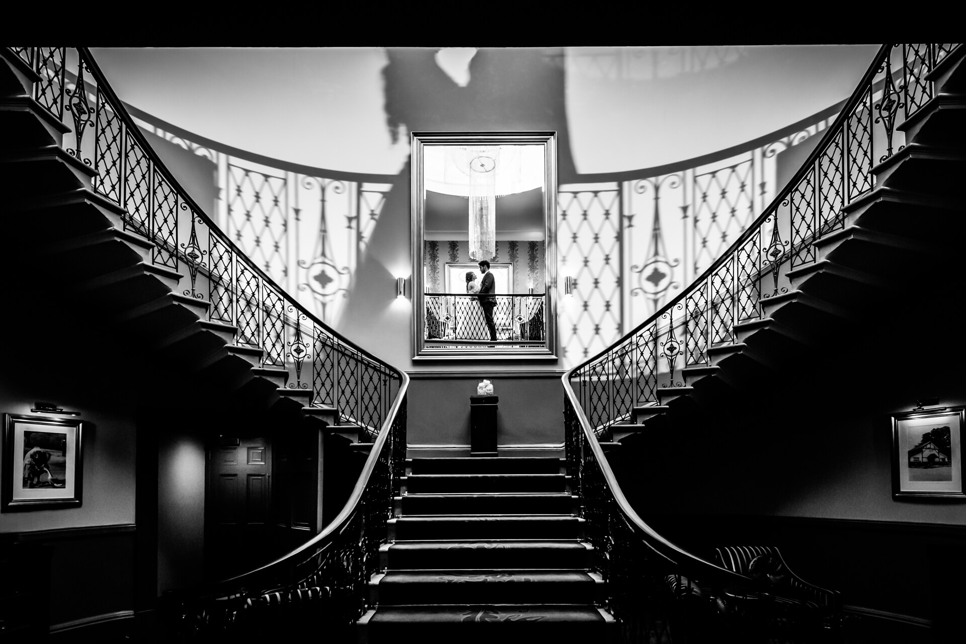 The Mansion Leeds Wedding Photography | Emma & Adam