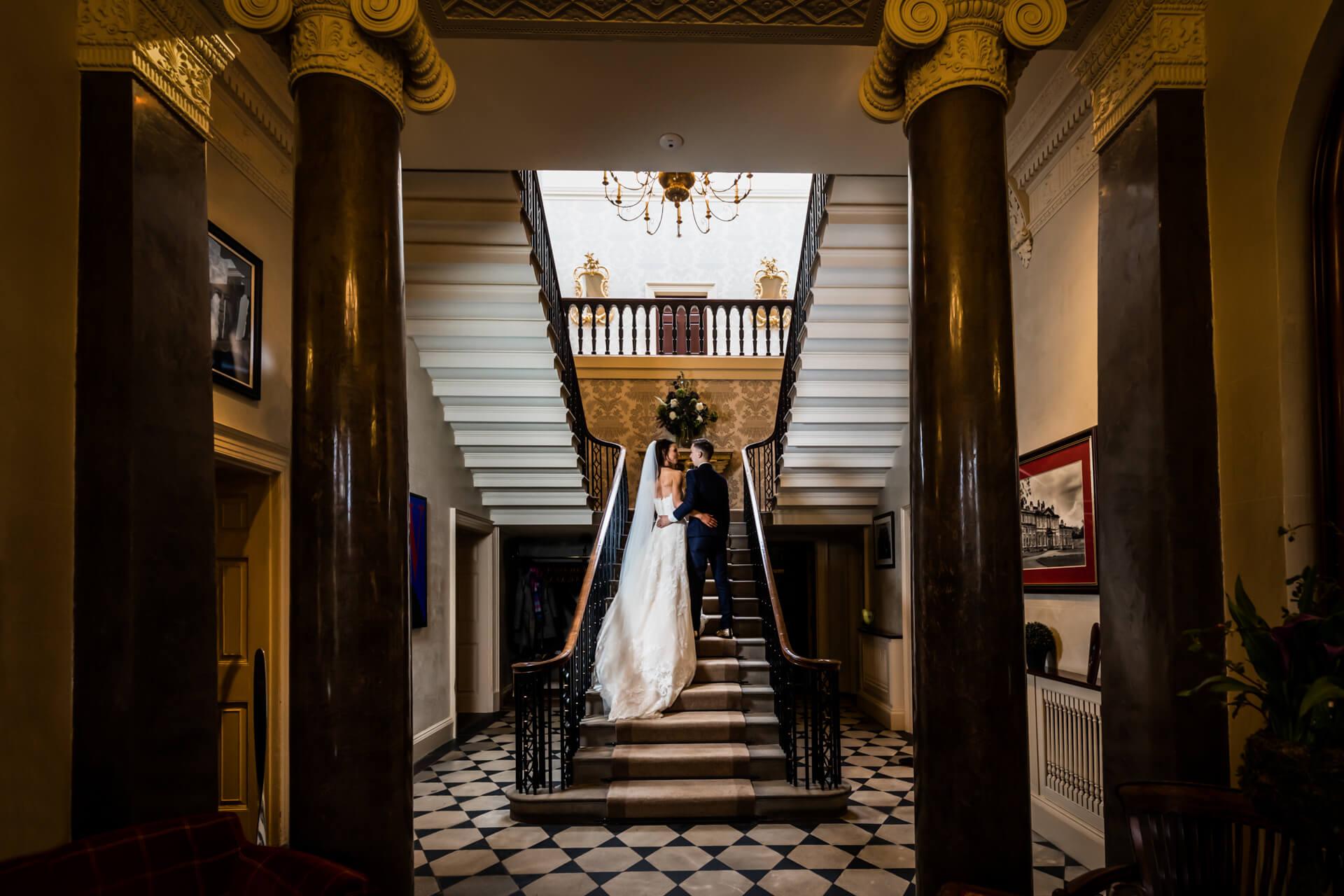 Wedding at Bowcliffe Hall   Laura and Chris