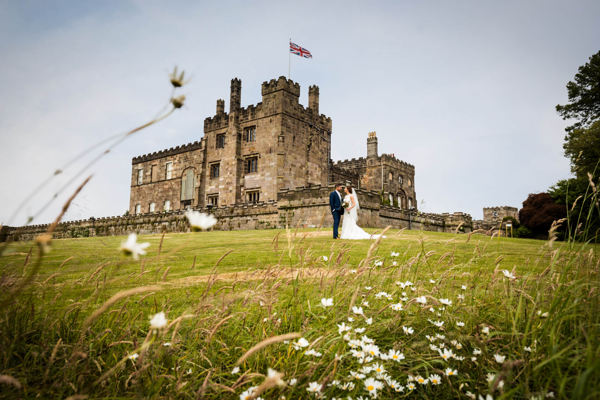 Ripley Castle Wedding Photographer – Natalie & David