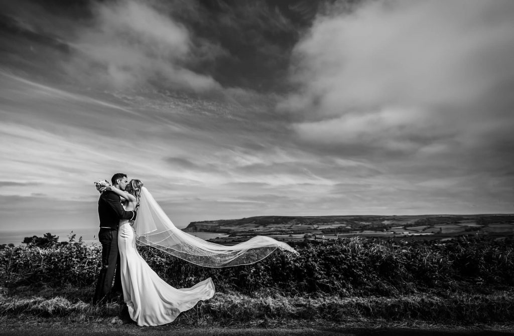 elopement photography in Whitby
