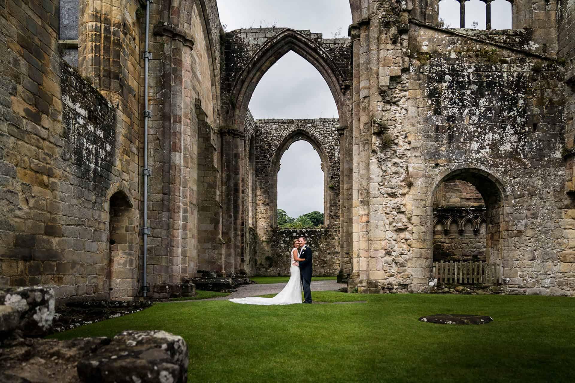 Bolton Abbey Wedding – Rebecca & Harry
