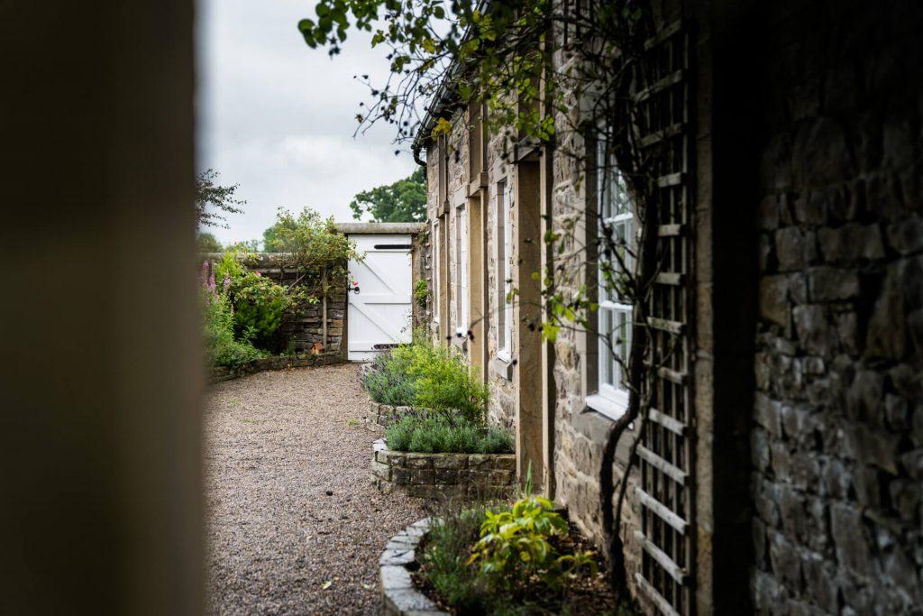 Broughton hall estate for bridal prep
